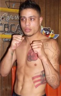 Juan Santiago boxer