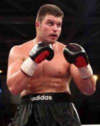 Edmund Gerber boxer