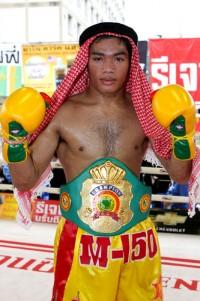 Theerawat Yoohanngoh boxer