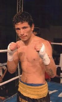 Claudio Alfredo Olmedo boxer