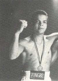 Patrick Vungbo boxer