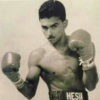 Ricky Hesia boxer