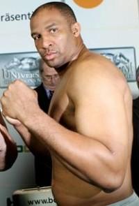 Marcus McGee boxer