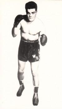 Wally Beckett boxer