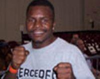 Carl Handy boxer