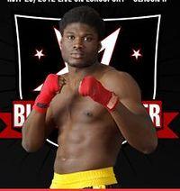 Jonathan Pasi boxer