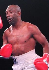 Anthony Bowman boxer