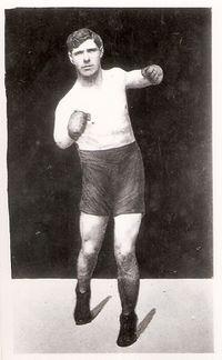 Private Dan Voyles boxer