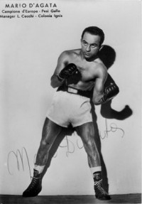 Mario D'Agata boxer