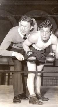 Frankie Cinque boxer