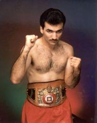 Dave Tiberi boxer