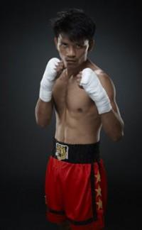 Merlito Sabillo boxer