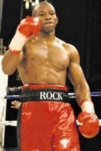 Thabiso Mchunu boxer