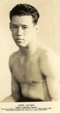 Chino Alvarez boxer