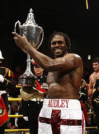 Audley Harrison boxer