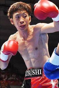 Atsushi Kakutani boxer