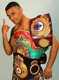 Naseem Hamed boxer