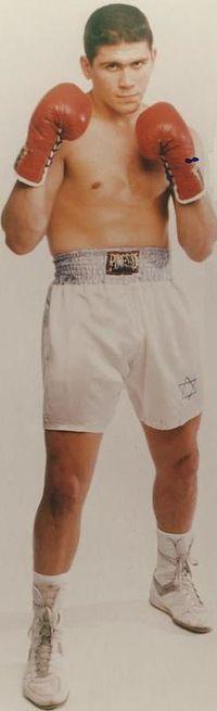 Dana Rosenblatt boxer