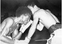 Richard Clarke boxer