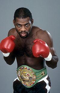 Iran Barkley boxer