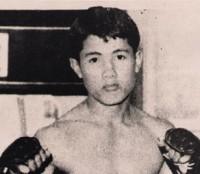 Venice Borkhorsor boxer
