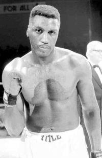 Derek Williams boxer