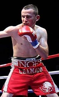 Noe Lopez boxer