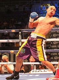 Mario Alberto Lozano boxer
