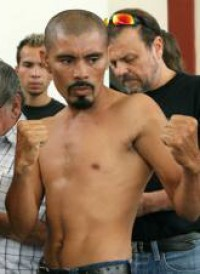 Cruz Carbajal boxer