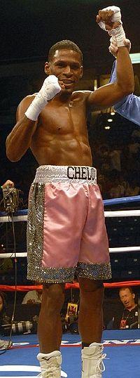 Jose A Gonzalez boxer