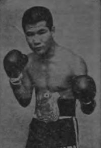 Jaguar Kakizawa boxer