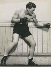 Quentin Breese boxer