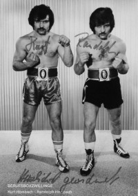 Kurt Hombach boxer