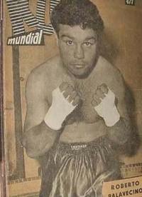 Julio Roberto Palavecino boxer