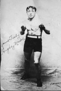 Hugh Madole boxer
