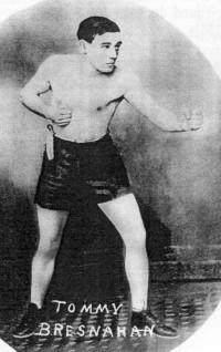 Tommy Bresnahan boxer