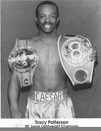 Tracy Harris Patterson boxer