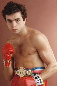 Alain Simoes boxer