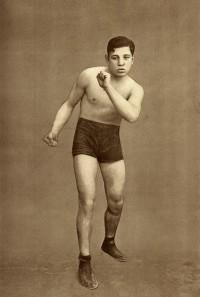 Willie Beecher boxer