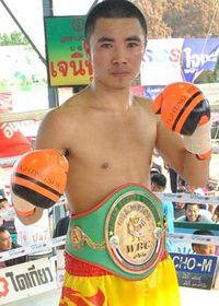 Sodsai Phankamkerd boxer