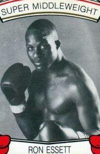 Ron Essett boxer