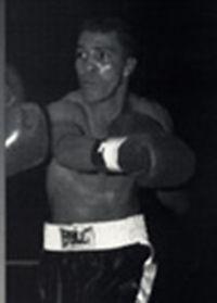 Freddy Cruz boxer