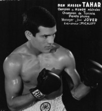 Tahar Ben Hassen boxer