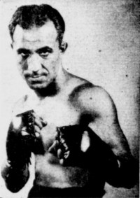 Ted Christie boxer