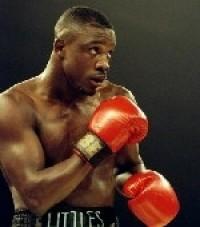 Tim Littles boxer