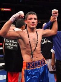 Freddy Hernandez boxer