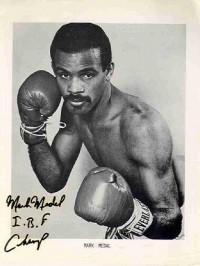 Mark Medal boxer