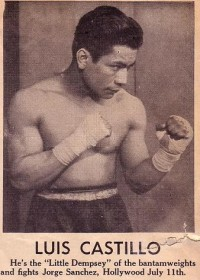 Luis Castillo boxer