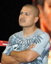 Roberto Garcia boxer