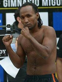Orlen Padilla boxer